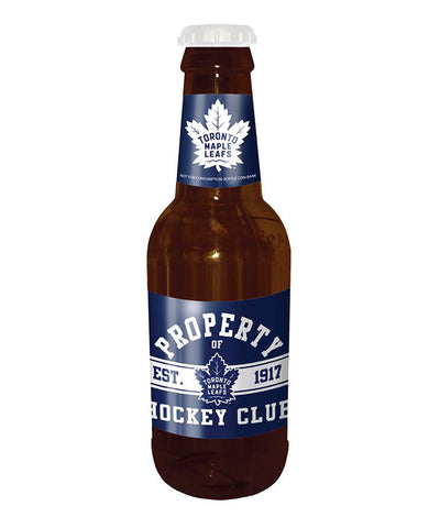 TORONTO MAPLE LEAFS BOTTLE COIN BANK