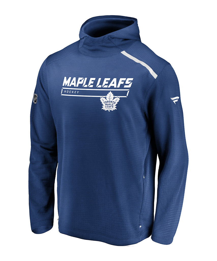 save off ff6b9 0ca95 TORONTO MAPLE LEAFS FANATICS MEN'S RINKSIDE TRANSITIONAL HOODIE