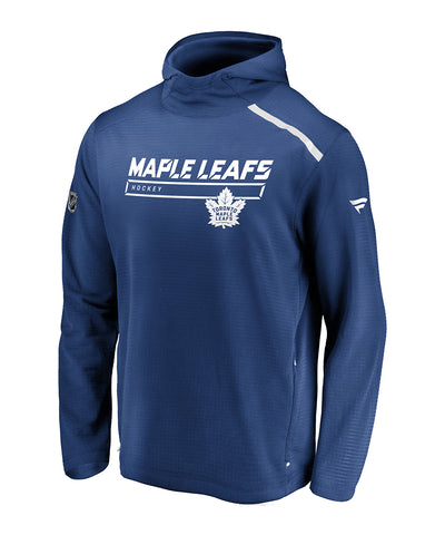 TORONTO MAPLE LEAFS FANATICS MEN'S RINKSIDE TRANSITIONAL HOODIE