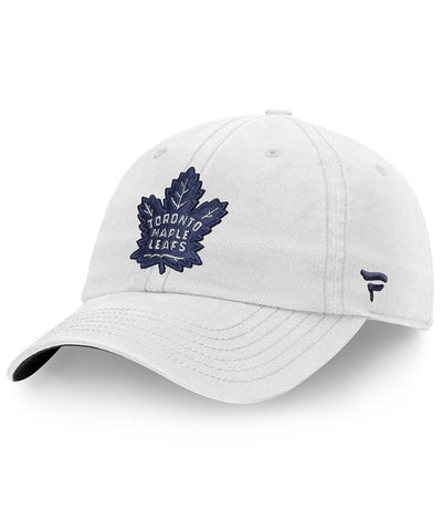 TORONTO MAPLE LEAFS FANATICS MEN'S UNSTRUCTURED ADJUSTABLE HAT