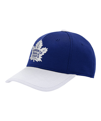 TORONTO MAPLE LEAFS KIDS AUTHENTIC PRO STRUCTURED NHL DRAFT HAT