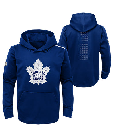 TORONTO MAPLE LEAFS KID'S AP RINKSIDE PRO FLEECE HOODIE