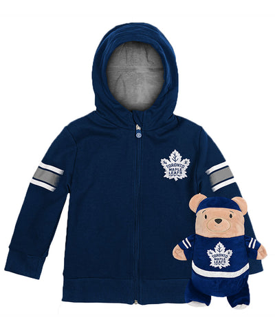 TORONTO MAPLE LEAFS TODDLER NHL CUBCOATS