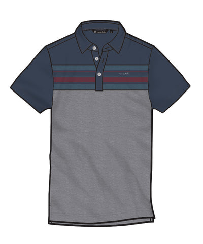 TRAVISMATHEW MEN'S SAND STORM POLO
