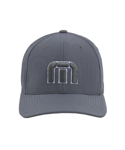 TRAVISMATHEW MEN'S B-BAHAMAS GOLF HAT - GREY
