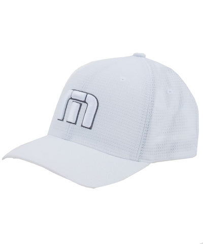 TRAVISMATHEW MEN'S B-BAHAMAS GOLF HAT - WHITE