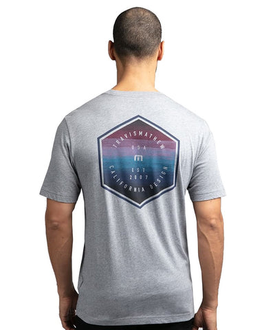 TRAVISMATHEW MEN'S BODEGA T SHIRT