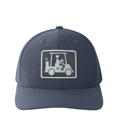 TRAVISMATHEW MEN'S EL CAPITAN HAT - NAVY