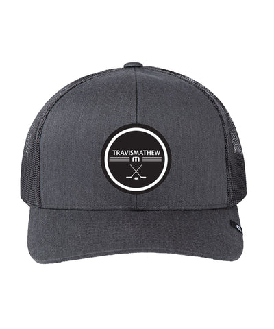 TRAVISMATHEW MEN'S FACEOFF HAT - GREY