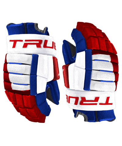 TRUE A4.5 SBP JR HOCKEY GLOVES