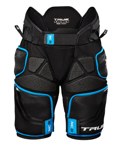 TRUE XC9 GIRDLE AND SHELL JR HOCKEY PANTS