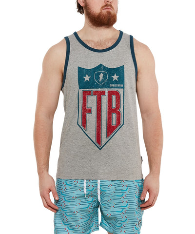 GONGSHOW MEN'S FOR THE BOYS TANK