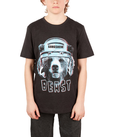 GONGSHOW BEAST AND YOU KNOW IT KID'S T SHIRT