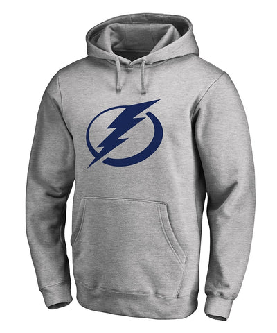 TAMPA BAY LIGHTNING FANATICS MEN'S PRIMARY LOGO HOODIE