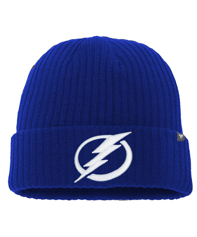 FANATICS TAMPA BAY LIGHTNING CORE KNIT TOQUE