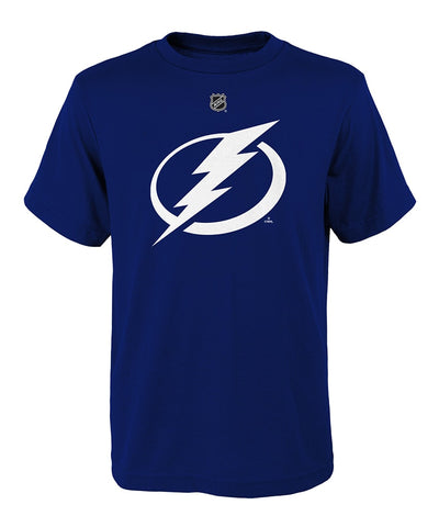TAMPA BAY LIGHTNING KID'S PRIMARY LOGO T SHIRT