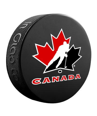TEAM CANADA HOCKEY PUCK