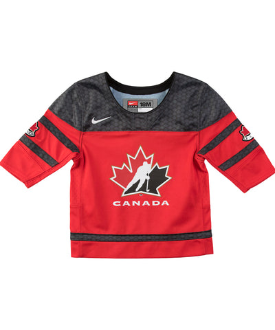 NIKE TEAM CANADA INFANT REPLICA JERSEY TWILL