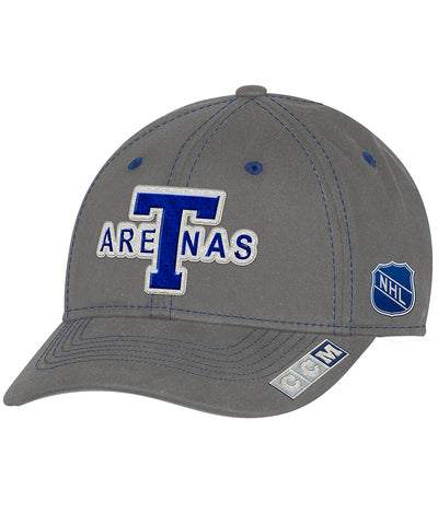 TORONTO ARENAS CCM MEN'S STRUCTURED FLEX HAT