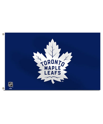 TORONTO MAPLE LEAFS 3'X5' BANNER FLAG