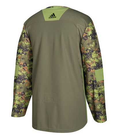 TORONTO MAPLE LEAFS ADIDAS AUTHENTIC CAMO JERSEY