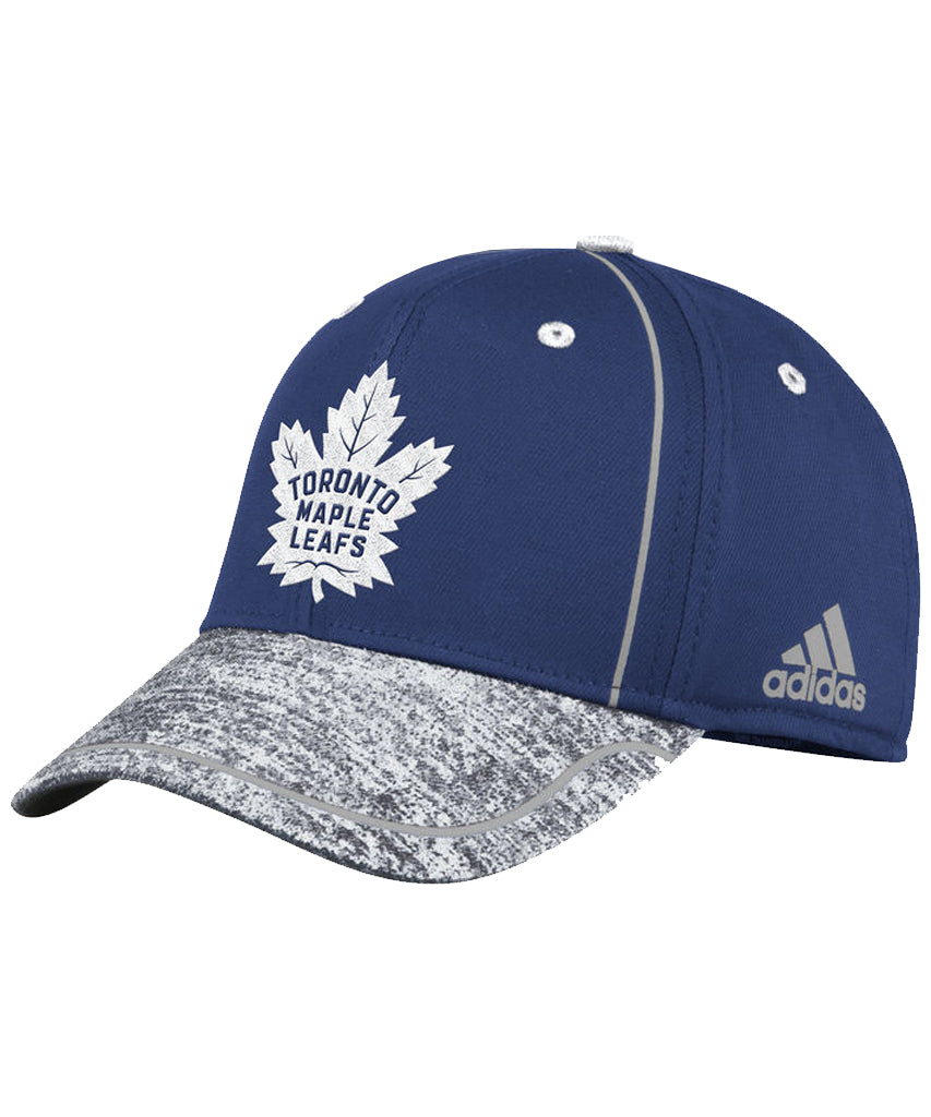 check out 7b957 19469 ... italy toronto maple leafs adidas mens 2018 nhl structured draft hat  5fbb4 ace43