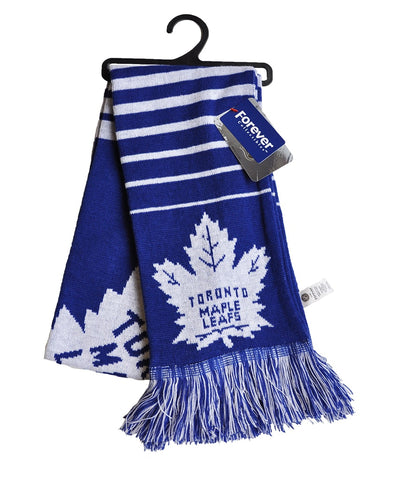 TORONTO MAPLE LEAFS BIG LOGO SCARF