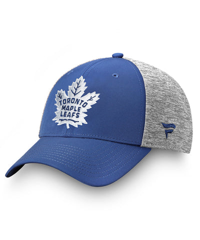 TORONTO MAPLE LEAFS FANATICS MEN'S 2019 NHL STANLEY CUP STRUCTURED STRETCH HAT