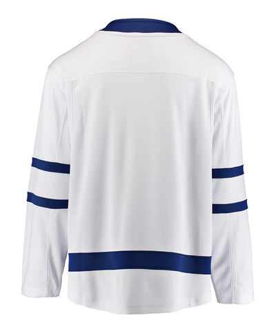 FANATICS TORONTO MAPLE LEAFS MENS AWAY BREAKAWAY JERSEY