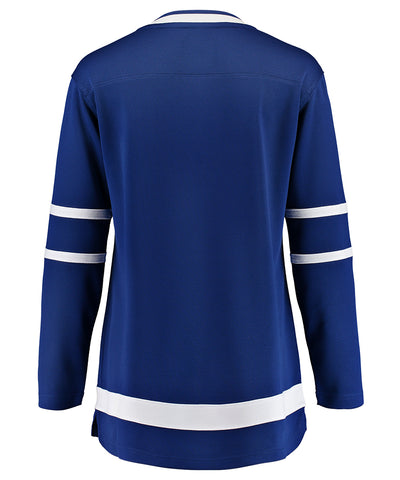 TORONTO MAPLE LEAFS FANATICS WOMEN'S BREAKAWAY JERSEY
