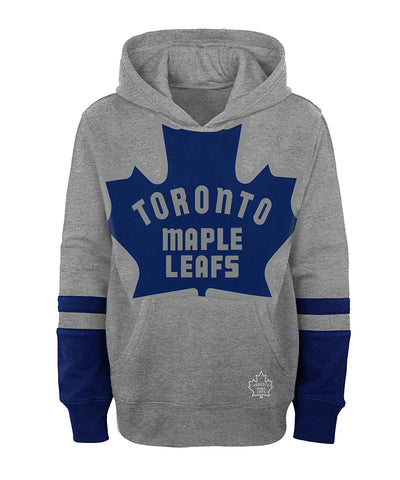 TORONTO MAPLE LEAFS KIDS SPECIAL EDITION PULLOVER FLEECE HOODIE