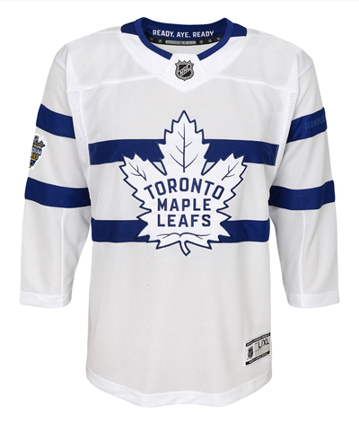 TORONTO MAPLE LEAFS NHL STADIUM SERIES JUNIOR PREMIER JERSEY