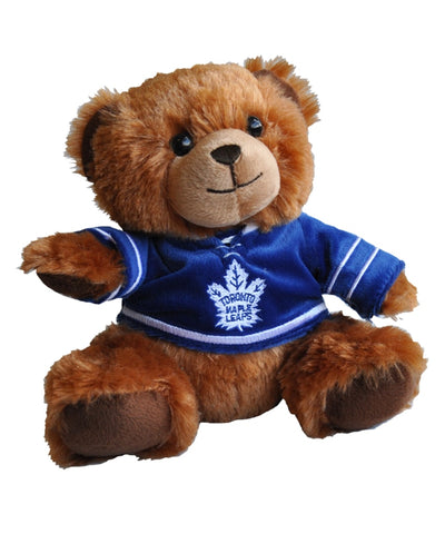 TORONTO MAPLE LEAFS TEDDY BEAR