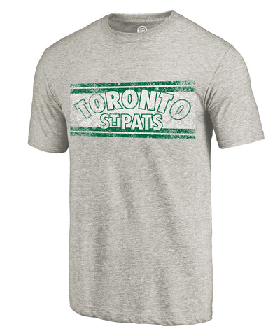 TORONTO ST. PATS FANATICS MEN'S THROWBACK LOGO T SHIRT