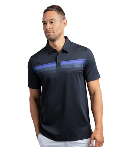TRAVISMATHEW MEN'S CLIMBING WALL POLO