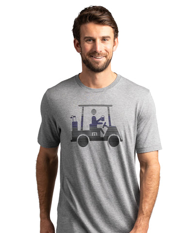 TRAVISMATHEW MEN'S RACE YOU T SHIRT