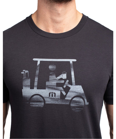 TRAVIS MATHEW MEN'S ON BOARD T SHIRT