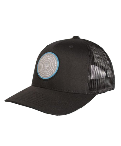 TRAVIS MATHEW MEN'S TRIP L HAT - BLACK