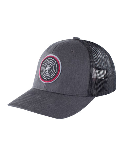 TRAVIS MATHEW MEN'S TRIP L HAT - GREY