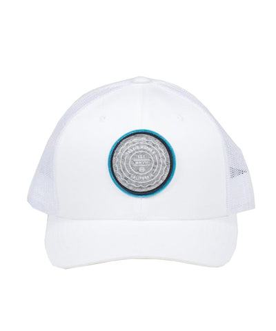 TRAVIS MATHEW MEN'S TRIP L HAT - WHITE