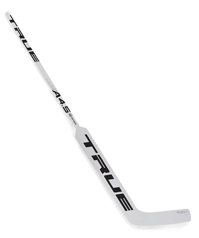 TRUE A4.5 HT JR GOALIE STICK 2018 - WHITE