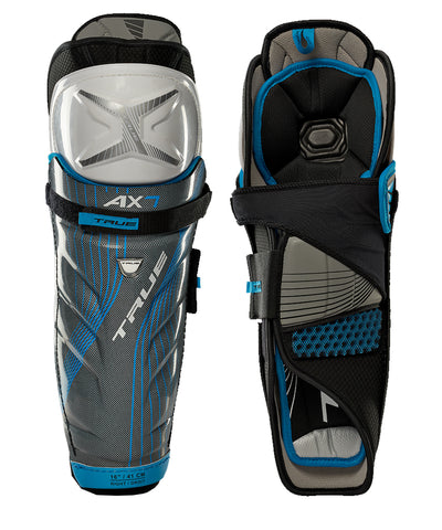 TRUE AX7 JUNIOR SHIN GUARDS