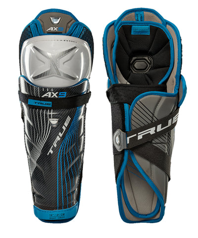 TRUE AX9 JUNIOR SHIN GUARDS