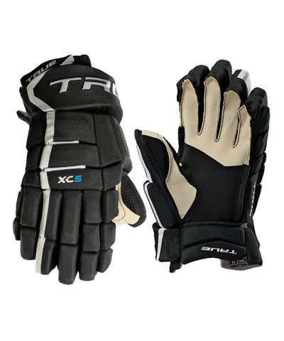 TRUE XC5 GEN 2 JUNIOR HOCKEY GLOVES
