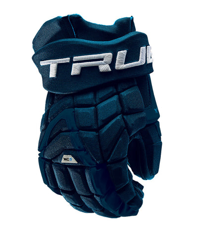 TRUE XC5 JR HOCKEY GLOVES