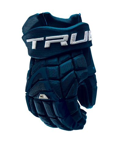 TRUE XC7 PRO Z-PALM JUNIOR HOCKEY GLOVES