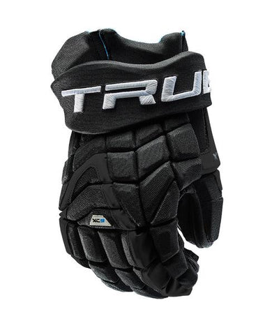 TRUE XC9 PRO Z-PALM JUNIOR HOCKEY GLOVES
