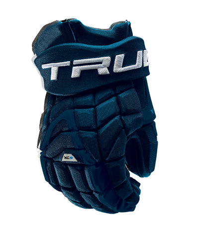 TRUE XC9 PRO Z-PALM SR HOCKEY GLOVES