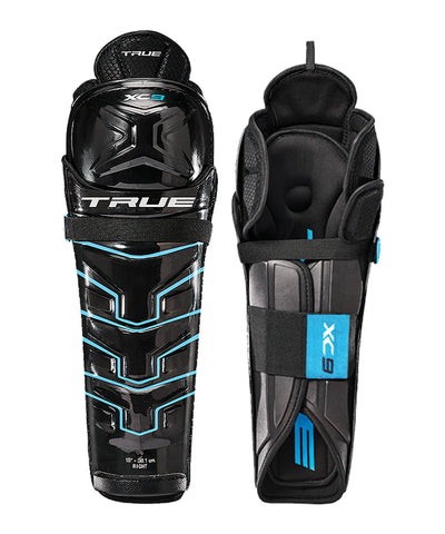 TRUE XC9 JR SHIN GUARDS