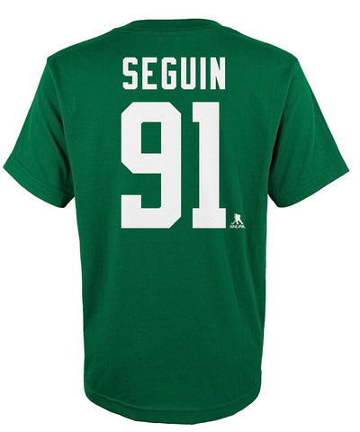 TYLER SEGUIN DALLAS STARS JUNIOR PLAYER T SHIRT